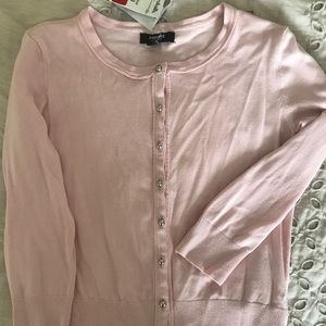 Light Pink Sweater from Marshalls